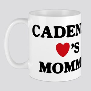 Cadence loves mommy Mug