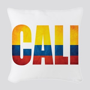 Cali Woven Throw Pillow
