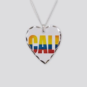 Cali Necklace Heart Charm