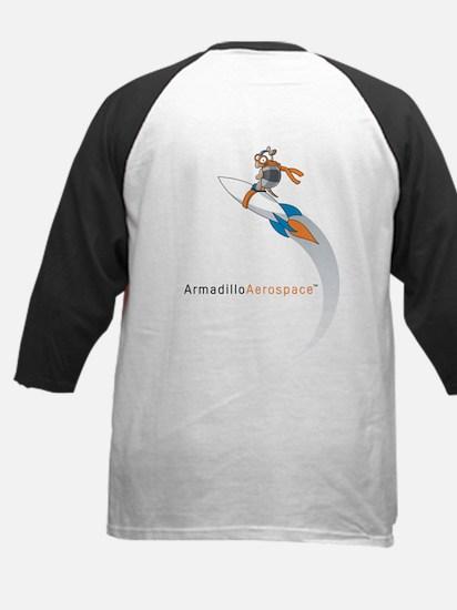 Armadillo Aerospace Kids Baseball Jersey