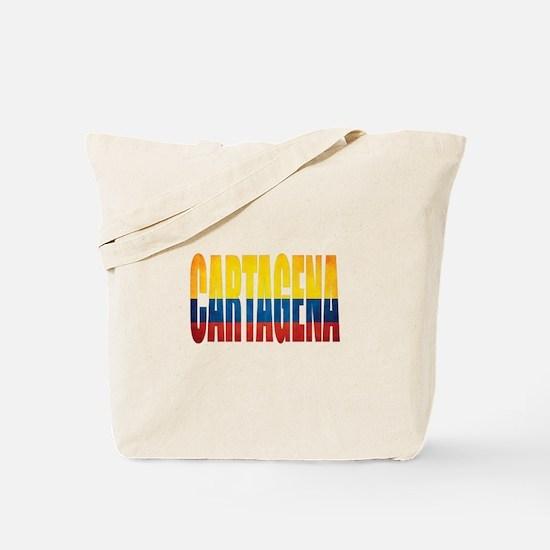 Cartagena Tote Bag