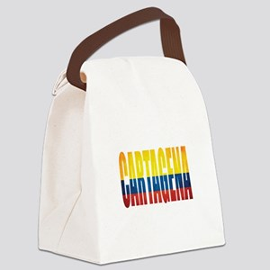 Cartagena Canvas Lunch Bag