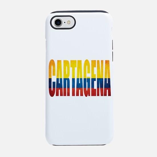 Cartagena iPhone 7 Tough Case