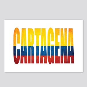 Cartagena Postcards (Package of 8)