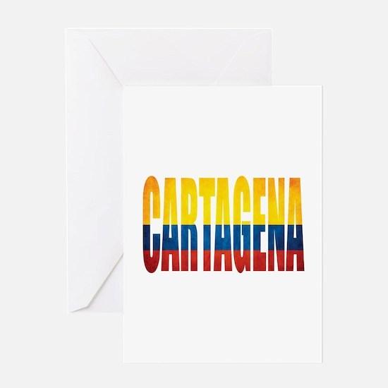 Cartagena Greeting Cards