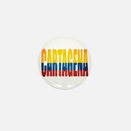 Cartagena Mini Button