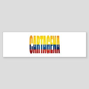 Cartagena Bumper Sticker