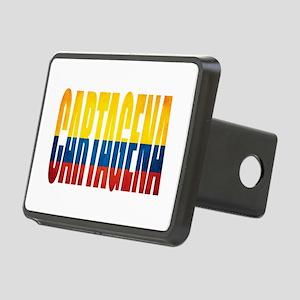 Cartagena Rectangular Hitch Cover
