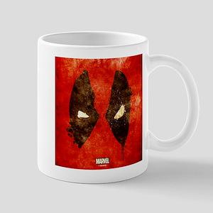 Deadpool Grunge Mask Mug