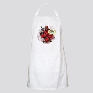 Deadpool My Common Sense Apron
