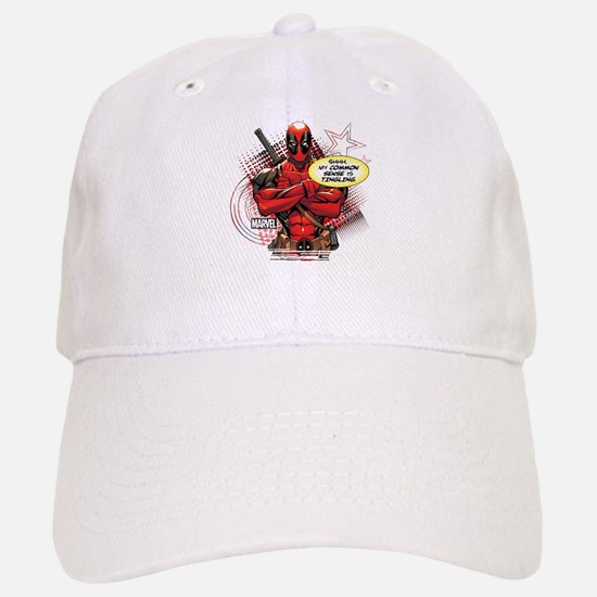 Deadpool My Common Sense Baseball Baseball Cap