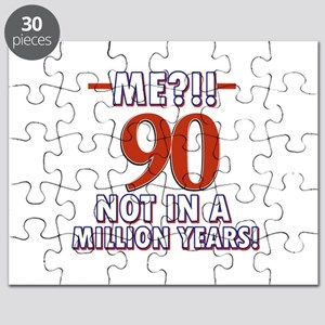 90 year old designs Puzzle