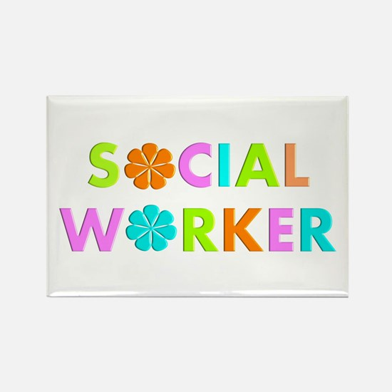 Social Worker 2014 Magnets