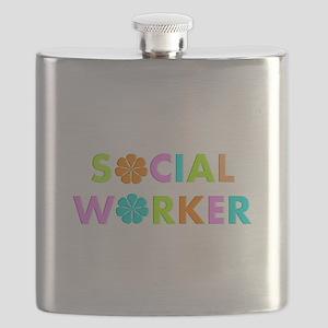 Social Worker 2014 Flask