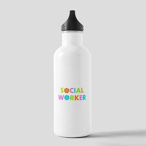 Social Worker 2014 Water Bottle