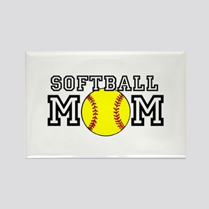 Softball Mom Magnets