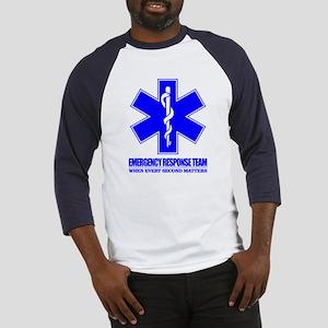Emergency Response Team Baseball Jersey