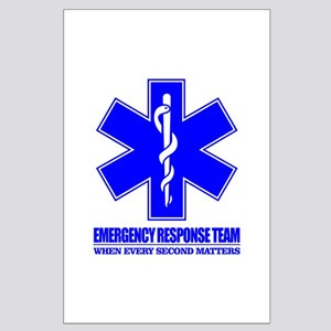 Emergency Response Team Posters