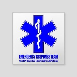 Emergency Response Team Sticker