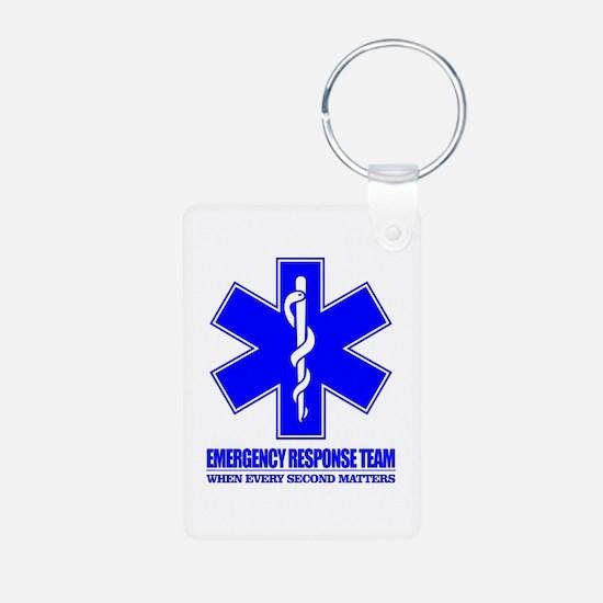 Emergency Response Team Keychains