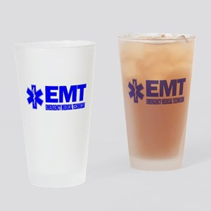 EMT Drinking Glass