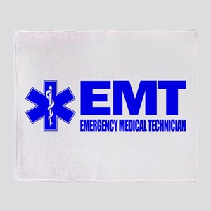 EMT Throw Blanket
