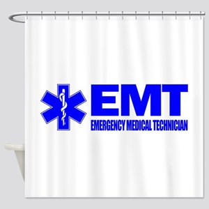 EMT Shower Curtain