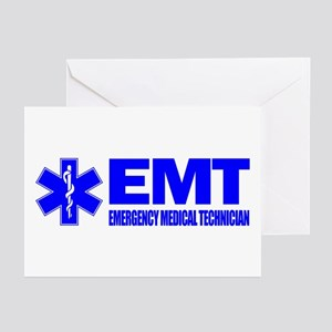 EMT Greeting Cards (Pk of 10)