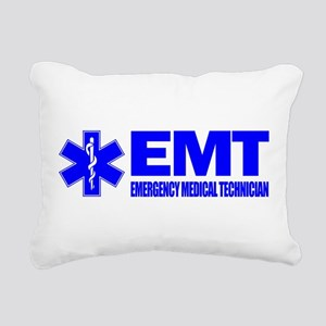EMT Rectangular Canvas Pillow