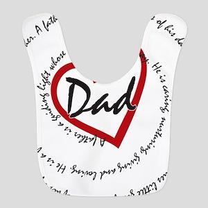 Fathers Day Dad Bib
