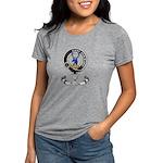 Badge-Stirling [Cadder] Womens Tri-blend T-Shirt