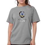 Badge-Stirling [Cadder Womens Comfort Colors Shirt