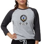 Badge-Stirling [Cadder] Womens Baseball Tee