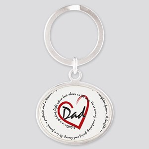 Fathers Day Dad Keychains