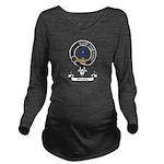 Badge-Stirling [Cadd Long Sleeve Maternity T-Shirt