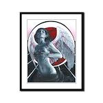 Aurora Framed Panel Print