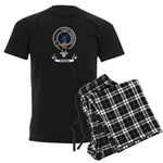 Badge-Stirling [Cadder] Men's Dark Pajamas