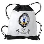 Badge-Stirling [Cadder] Drawstring Bag