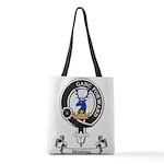Badge-Stirling [Cadder] Polyester Tote Bag