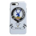 Badge-Stirling [Cadder] iPhone 7 Plus Tough Case