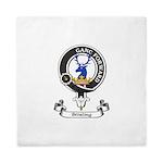 Badge-Stirling [Cadder] Queen Duvet