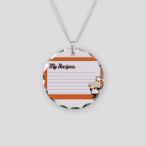 My Recipes Necklace
