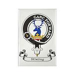 Badge-Stirling [Cadder Rectangle Magnet (100 pack)