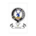 Badge-Stirling [Cadder] Sticker (Rectangle 10 pk)