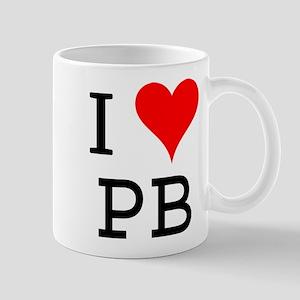 I Love PB Mug