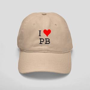 I Love PB Cap