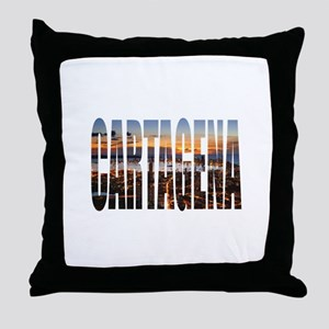 Cartagena Throw Pillow