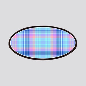 Abalone Plaid Patches