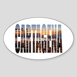 Cartagena Sticker