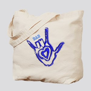 dad Tote Bag